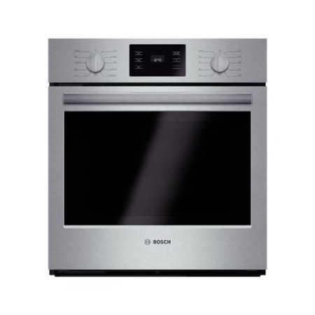 Bosch HBN5451UC 27 Inch Single Wall Oven with European Convection