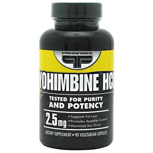 Primaforce Yohumbine HCI, 90 CT