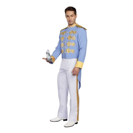 Dreamgirl Men's Handsome Prince Costume - Prince Costum