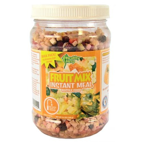 Healthy Herp Fruit Mix Instant Meal Reptile Food 3.5 oz by Generic