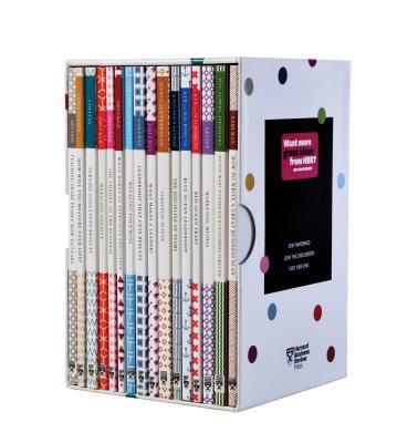 HBR Classics Boxed Set (16 Books)