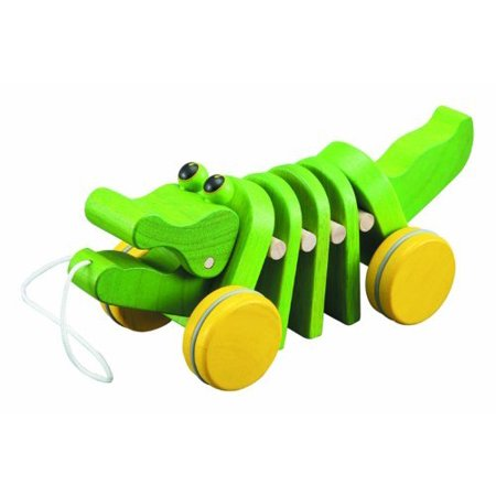 "Dancing Alligator 9.7"" by Plan Toys"