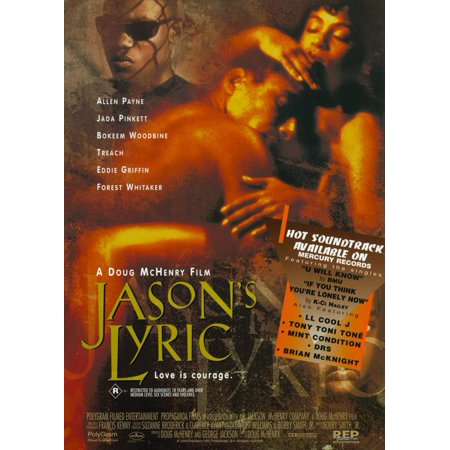 Jason's Lyric POSTER Movie C Mini Promo