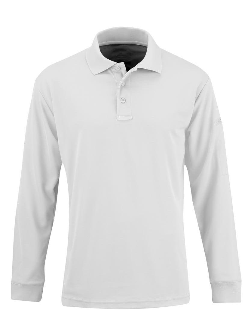 Propper Men's Uniform Tactical Duty Casual Polo Shirt- Long Sleeve - F5356