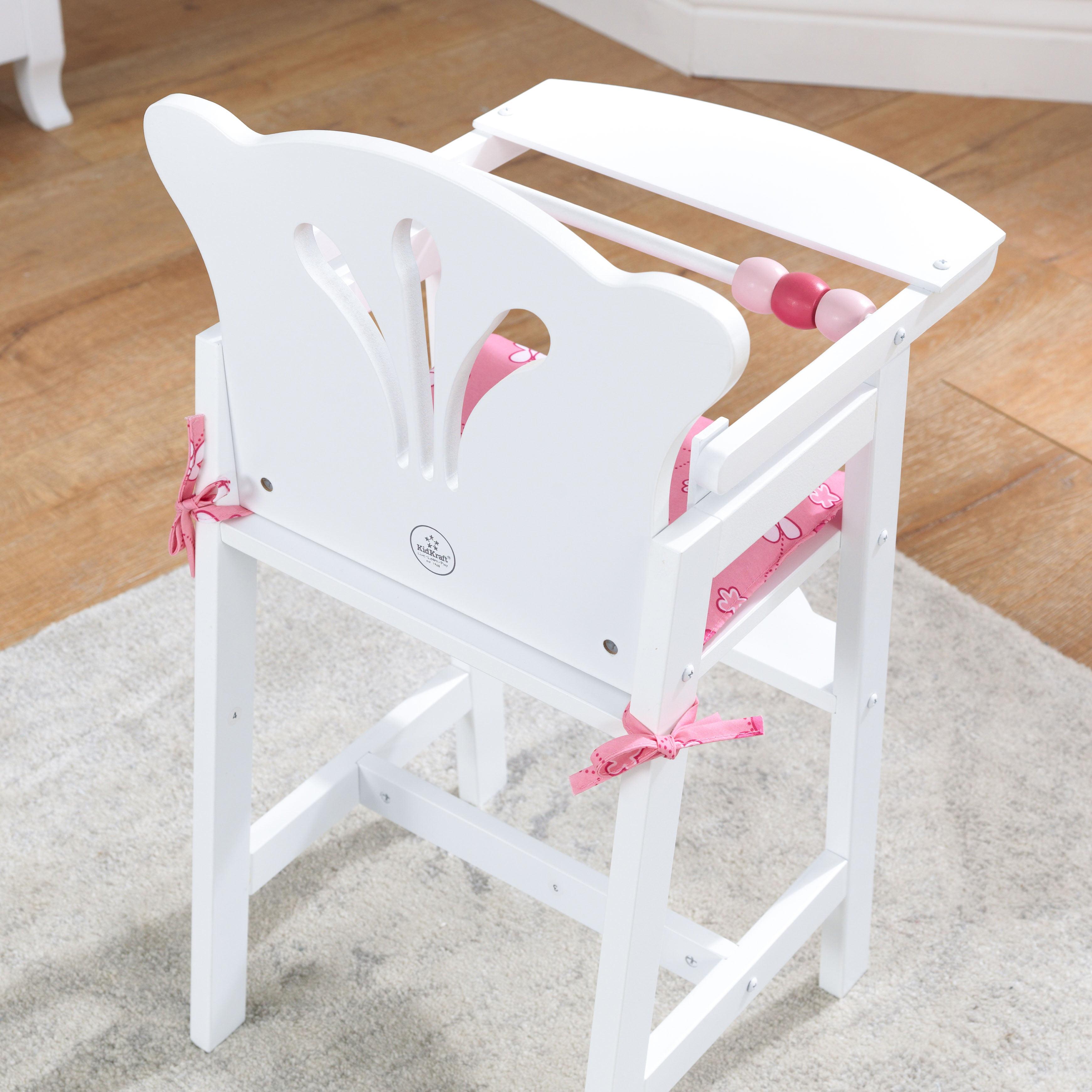 Admirable Kidkraft Lil Doll High Chair Walmart Com Spiritservingveterans Wood Chair Design Ideas Spiritservingveteransorg