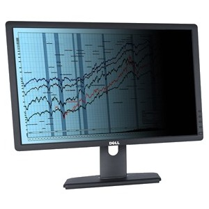 "CSP PrivateVue 20"" LCD Monitor with Built In Privacy Filter"