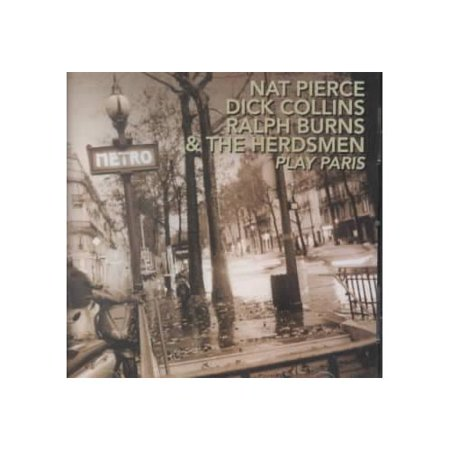 Full performer name: Nat Pierce/Dick Collins/Ralph Burns/The Herdsmen.PLAY PARIS contains 2 LPs on 1 CD: THE HERDSMEN PLAY PARIS (1954)/THE NAT PIERCE/DICK COLLINS NONET (1954).Personnel includes: Ralph Burns, Nat Pierce (piano); Dick Collins, John Howell (trumpet); Dick Hafer (alto & tenor saxophone, clarinet); Jerry Coker (tenor saxophone, clarinet); Bill Perkins (Bass Tenor Baritone)