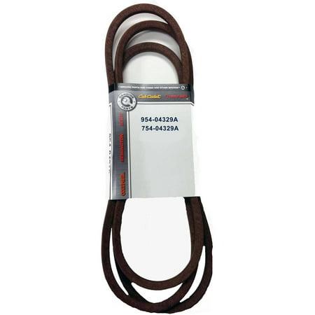 MTD 954-04329A Belt for 54