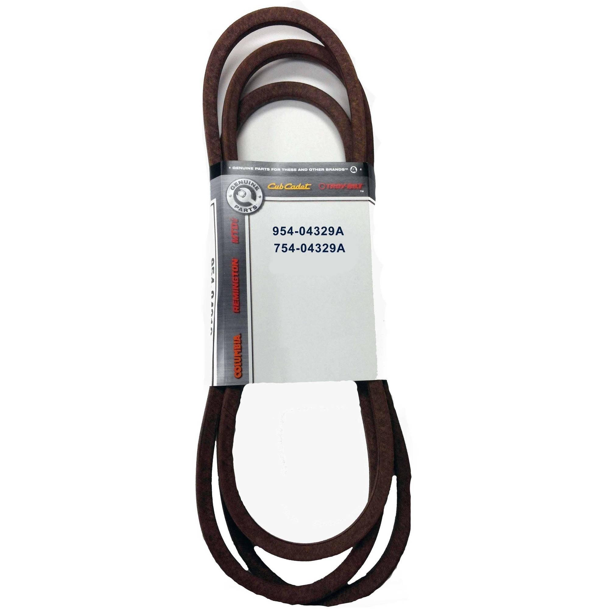 """MTD 954-04329A Belt for 54"""" Deck"""