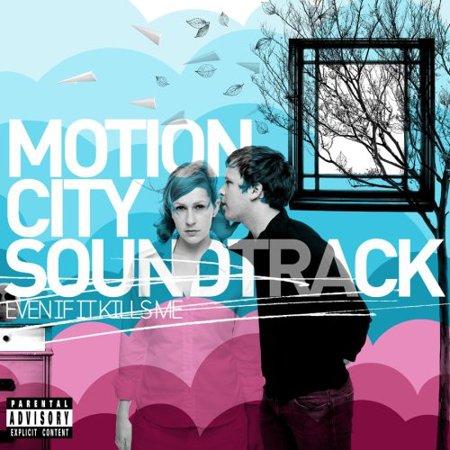 Even If It Kills Me (CD) (explicit) (Motion City Soundtrack)