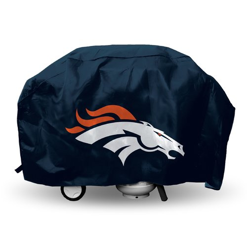 Rico Industries Broncos Vinyl Grill Cover
