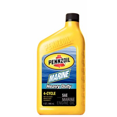 Pennzoil 1745 marine sae 15w40 quart pack of 12 for Motor oil out of clothes