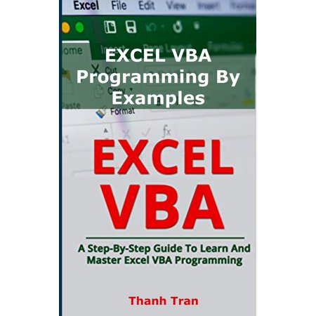 EXCEL VBA Programming By Examples - eBook