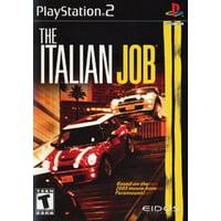 Italian Job - PS2 Playstation 2 (Refurbished)