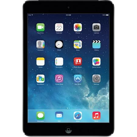 Apple iPad Mini 2 1.30GHz Dual-Core 32GB Wi-Fi iOS7 Retina Display Tablet (Space Gray) - ME277LL/A