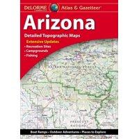 Delorme Arizona Atlas & Gazetteer: 9781946494146