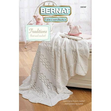 Bernat Baby Coordinates Traditions Pattern Booklet