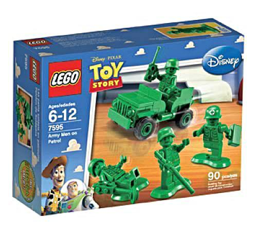 LEGO Toy Story - Army Men on Patrol