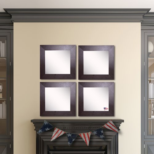 Rayne Mirrors Ava Wall Mirror (Set of 4)