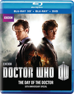 Doctor Who 50th Anniversary Special: The Day of the Doctor (Blu-ray)