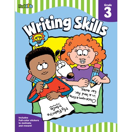 Writing Skills: Grade 3 (Flash - Halloween Writing Activity Grade 3