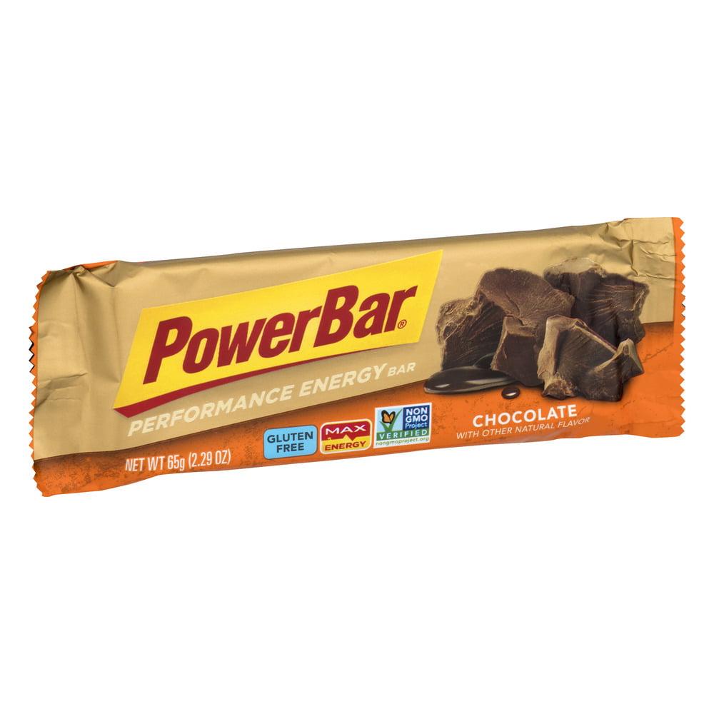 PowerBar Performance Energy Bar Chocolate, 2.29 OZ
