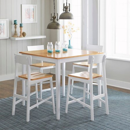 Progressive Furniture Christy 40 in. Square Counter Height Dining Table ()