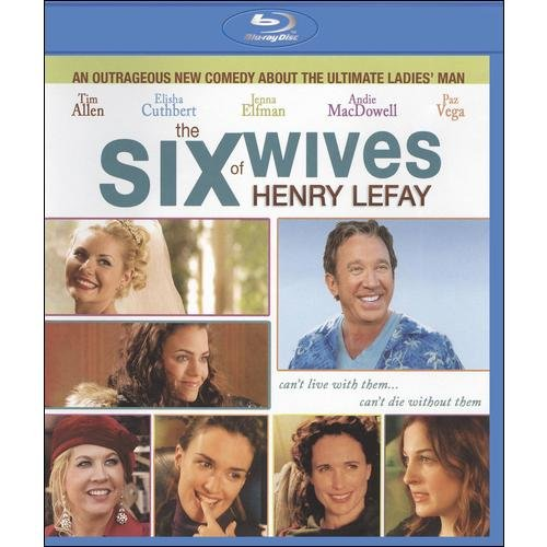The Six Wives Of Henry Lefay (Blu-ray) (Widescreen)