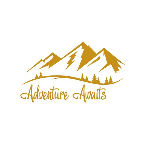 Harriet Bee Adventure Awaits Wall Decal