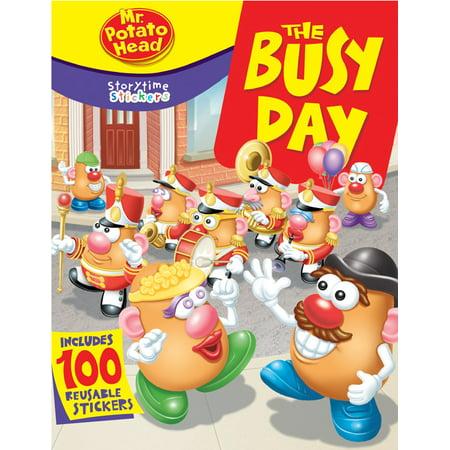Mr. Potato Head: The Busy Day
