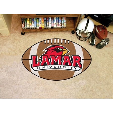"Lamar Football Rug 20.5""x32.5"" - image 3 of 3"