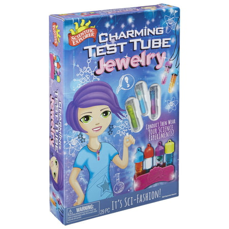 Scientific Test Tube (Scientific Explorer Charming Test Tube)