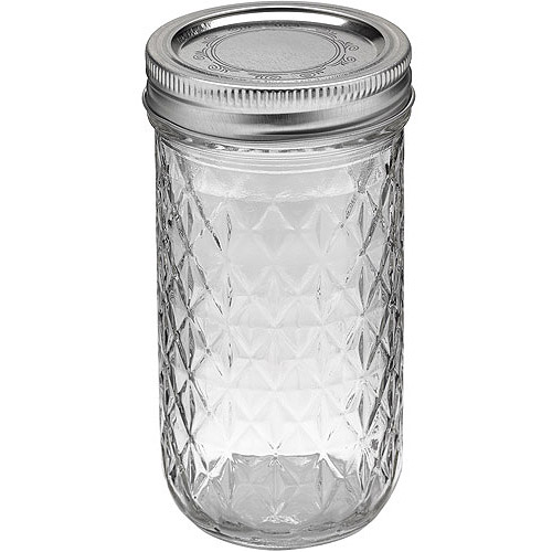 Ball 12-Count 12-Ounce Jelly Jars with Lids and Bands