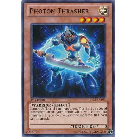 YuGiOh Battle Pack 2: War of the Giants Photon Thrasher BP02-EN103