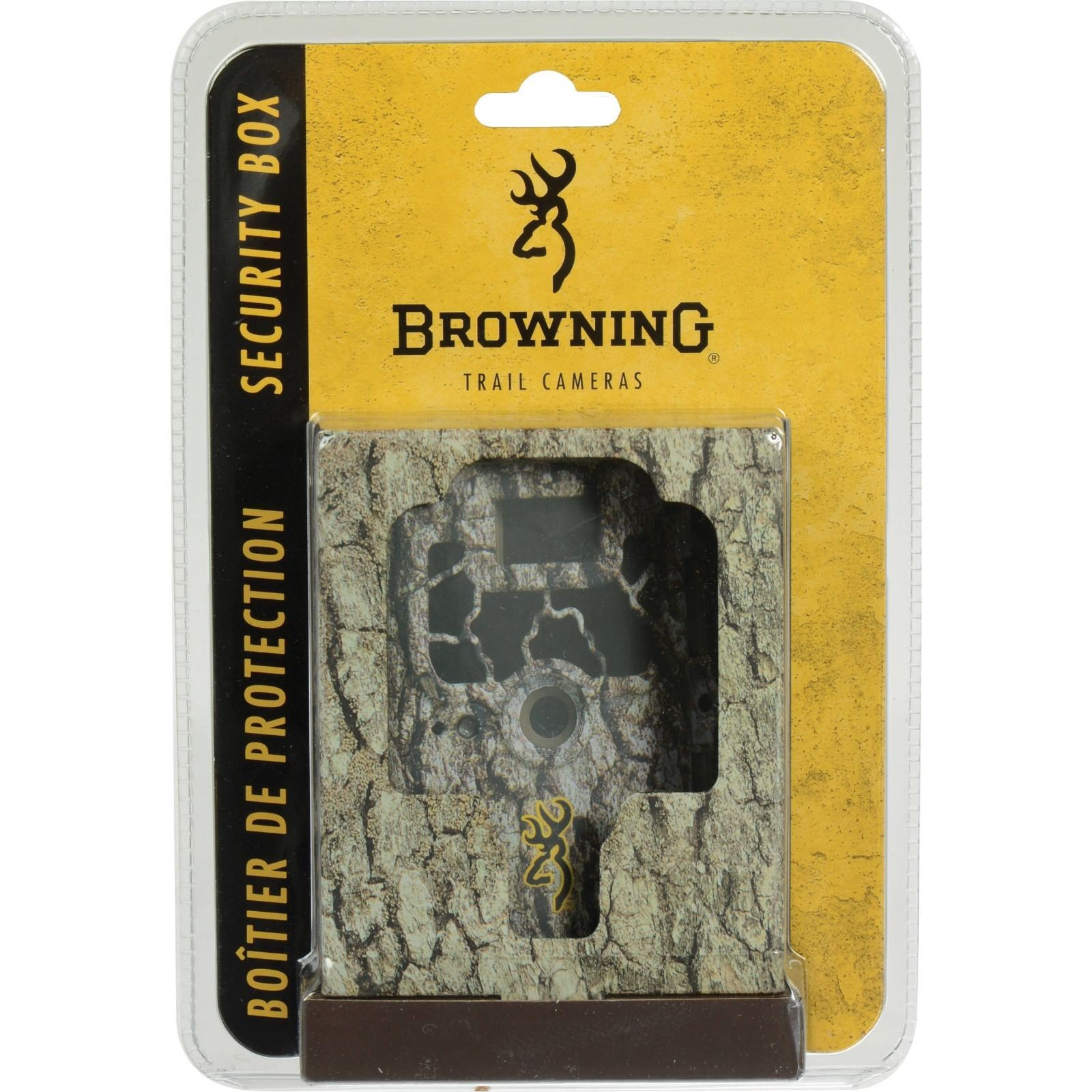 Browning Trail/Game/Security Camera Steel Security Box - BTC-SB