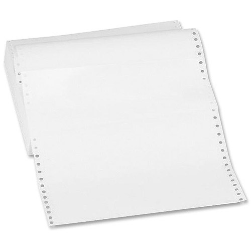 Sparco Perforated Blank Computer Paper