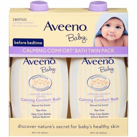 Aveeno Baby Calm Wash, 2 pk./18 oz. (baby bath care - Wholesale Price Bath And Body Wholesale