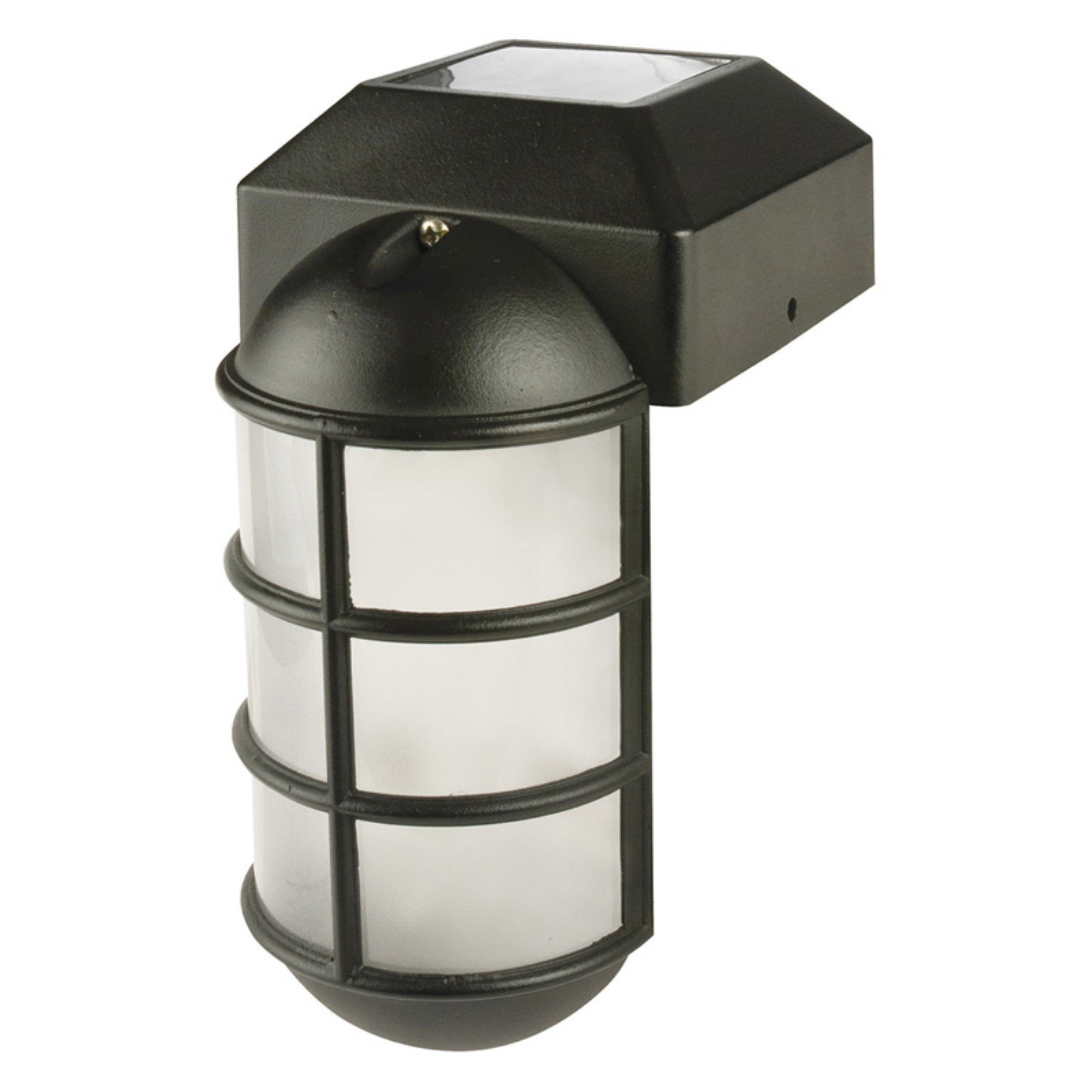Paradise Lighting Solar LED Cast Metal Post Cap Light