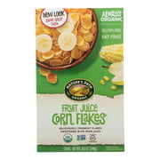 Nature'S Path Fruit Juice Sweetened Corn Flakes Cereal, 10.6 Oz