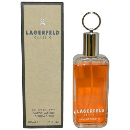 Parfums Karl Lagerfeld (Lagerfeld by Karl Lagerfeld for Men - 2 oz EDT)