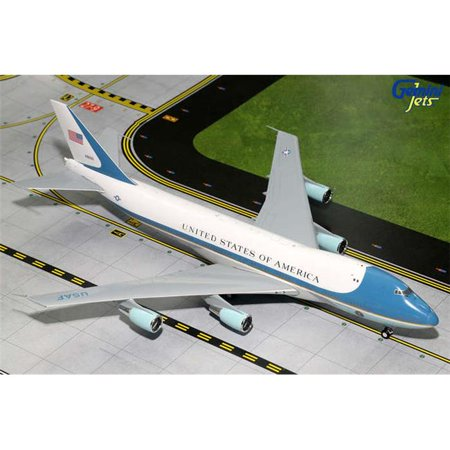 Gemini Air (gemini jets g2afo624 air force one vc25 1-200 registration no 29000 with antennas )