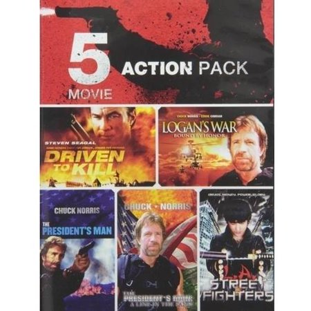 5 Movie Action Pack  Vol  5