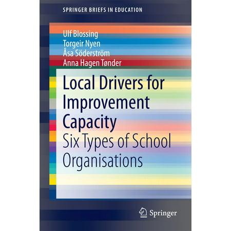 Local Drivers for Improvement Capacity - eBook (Capacity Drive)