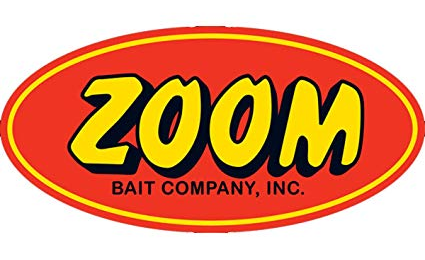 """6 PKS OF 20 004-202 4.5/"""" GREEN PUMPKIN RED ZOOM FINESSE WORM PRO PACK DECAL"""