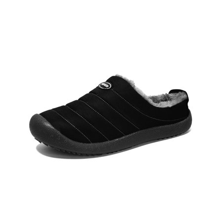 Tanleewa Mens Womens House Slippers Winter Outdoor Indoor Anti