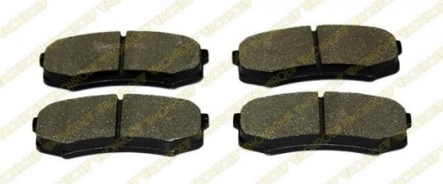 For Land Cruiser,LX450,Sequoia,GX470,4Runner,FJ Cruiser,GX460 Rear Brake Pads