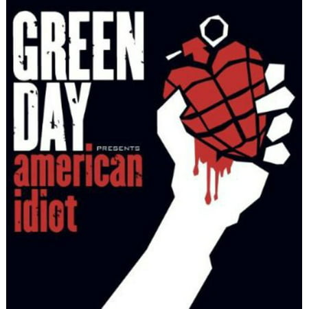 Green Day - American Idiot (Explicit) (CD)