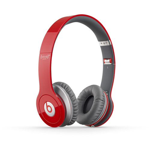 Beats by Dr. Dre Solo HD On-Ear Headphones with ControlTalk (Assorted Colors)