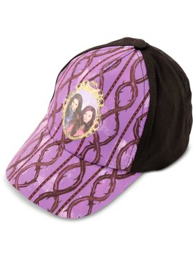 Toddler Girls Descendants Cotton Baseball Cap, Age 2-5