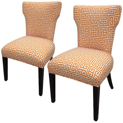 Sole Designs Amelia Chain Side Chair (Set of 2)